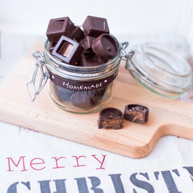 Hjemmelaget konfekt til jul