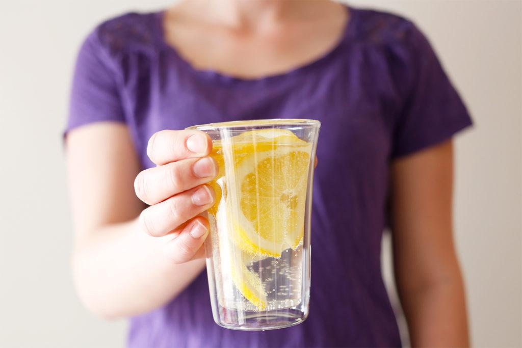 detox sitron vann