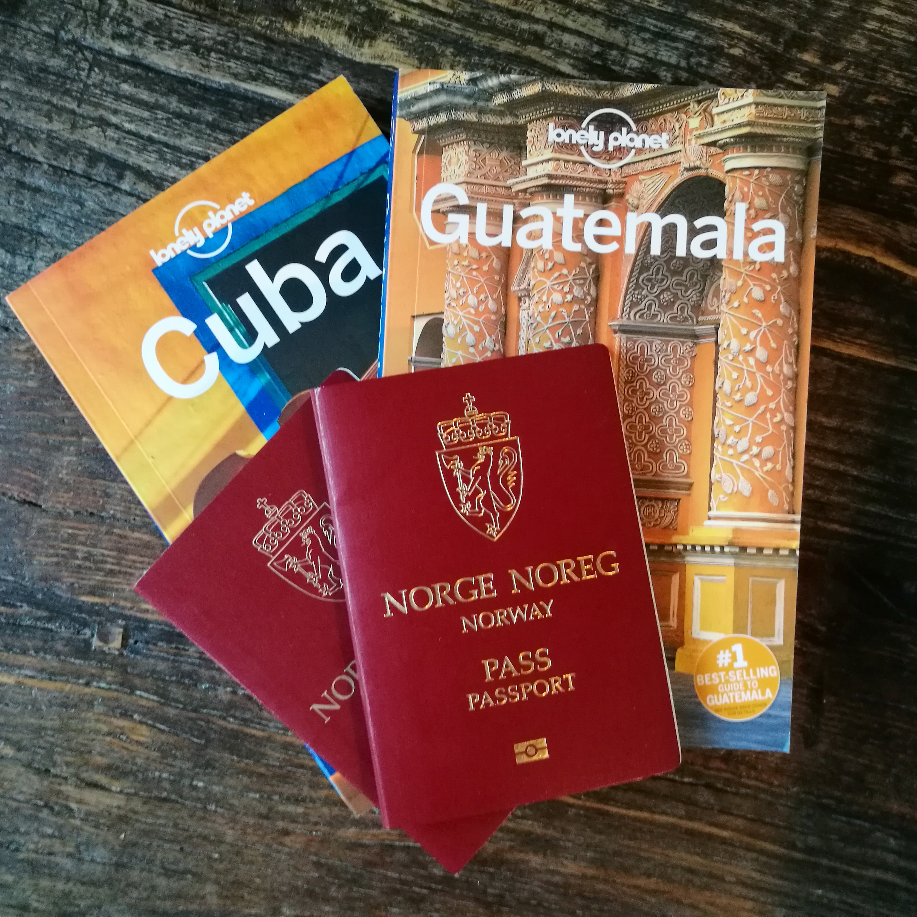 Travel Guatemala Cuba