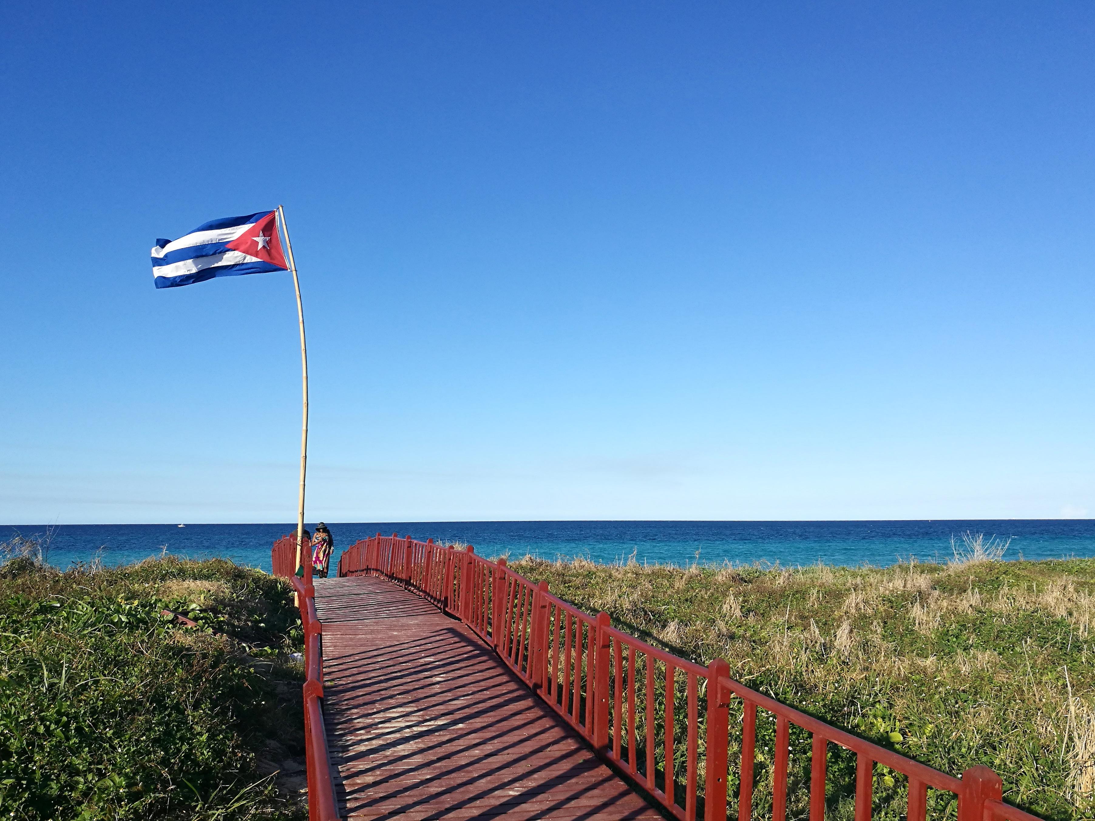 Playa del Este, Havana, Cuba